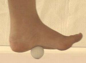 гимнастика мячиком