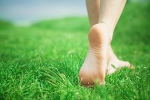 полезно ходить босым