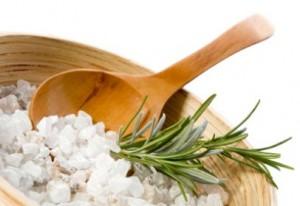рецепт на основе соли