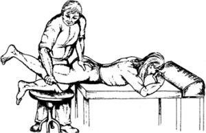 тест на разгибание бедра
