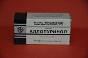 лекарство от подагры сниму