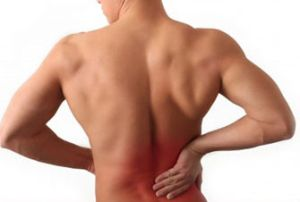 спина болит