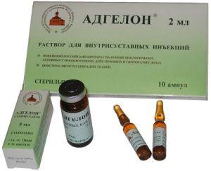 лекарство адгелон