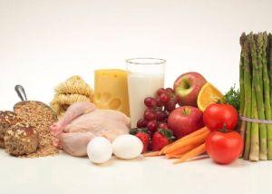 питание при подагре