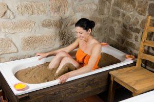 лечение суставов глиной