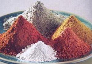 виды глины