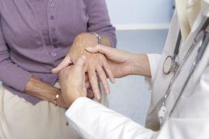 Анкилоз рук