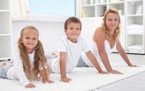 синдром крыловидной лопатки у детей