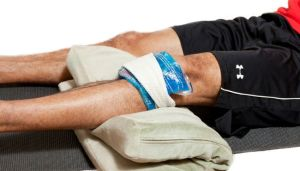 воск при артрите колена