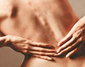 Воспаление спинных мышц