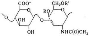 Формула хондроитина