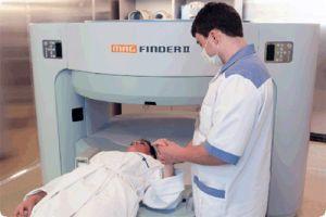 МРТ шейного и грудного отделов