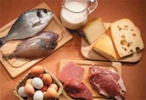 питание при переломе