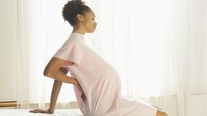 осмотр беременной