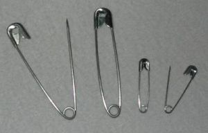 булавка и перелом кости