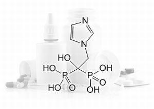 Химическая формула золедроновой кислоты