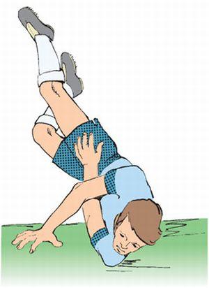 падение на плечевую кость