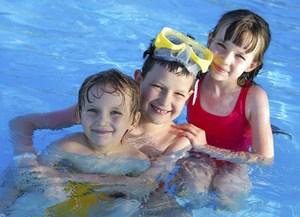 лечебное плавание