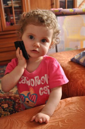 ребенок с аномалией кистей