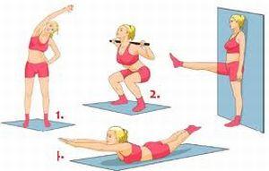 упражнения при искривлении позвоночника