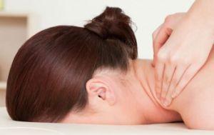 массаж при шейном горбе