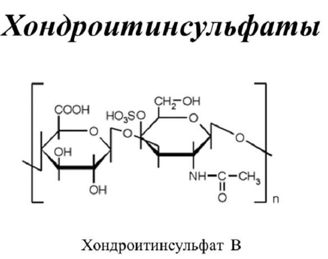 Хондроитинсульфат В