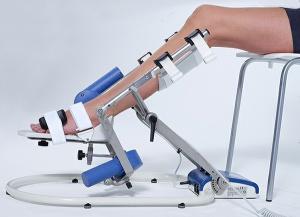 аппарат механотерапии для ног
