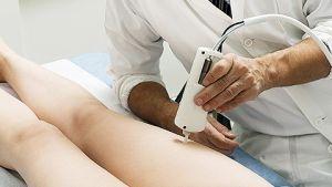 Лазерное лечение суставов ног
