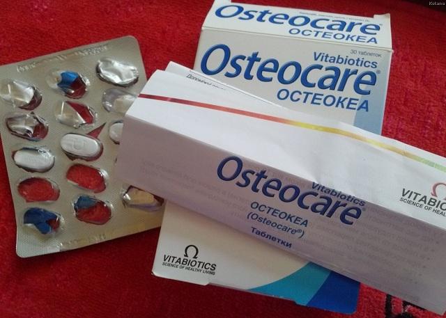 Osteocare инструкция по применению