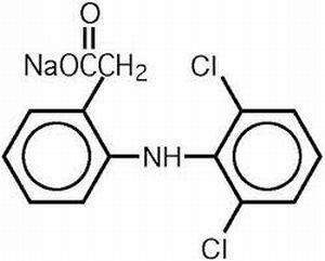 диклофенак натрия