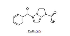 Формула кеторолака