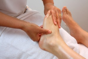растирание ног при артрите