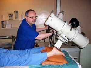 рентгенотерапия стопы