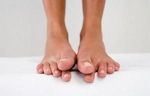 ноги девушки