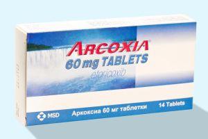 эторикоксиб arcoxia