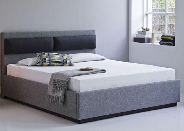 Удобная кровать и матрас