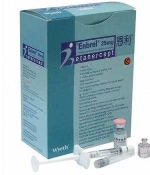 Энбрел для лечения ревматоидного артрита