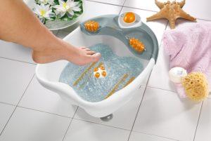 гидромассажная ванна для стоп