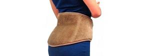 корсет для спины из верблюжьей шерсти
