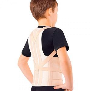 детский ортопедический корсет для позвоночника