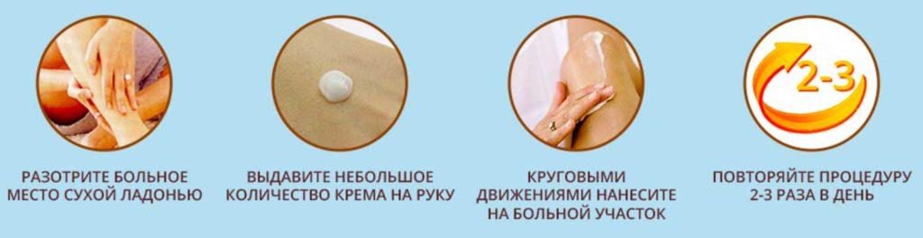 способ применения остеосанум