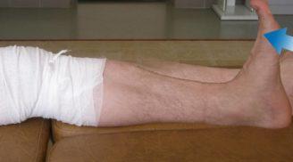 упражнения на коленный сустав