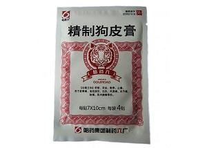 китайский пластырь собачья кожа
