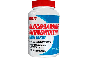 глюкозамина хондроитин